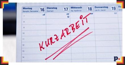To jeszcze nie koniec: Niemcy wydłużają Kurzarbeit