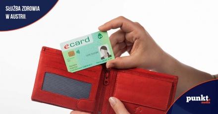 Austria: Nowe karty e-card już trafiły do obiegu!