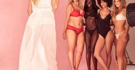 Heidi Klum znowu zachwyca bielizną