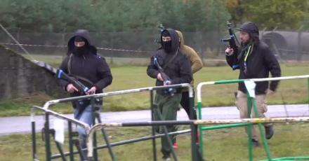 Dwa i pół tysiąca osób wzięło udział w masowych ćwiczeniach antyterrorystów na południu Niemiec