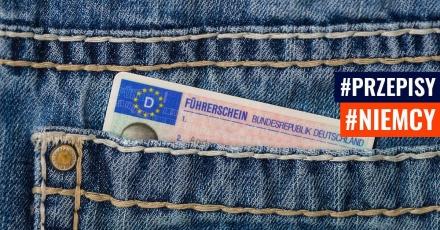 Kiedy należy wymienić prawo jazdy w Niemczech?
